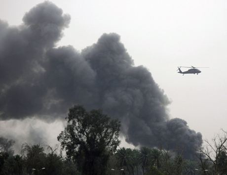Bagdad 27.3.2008