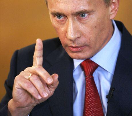 Vladimir Putin 280808