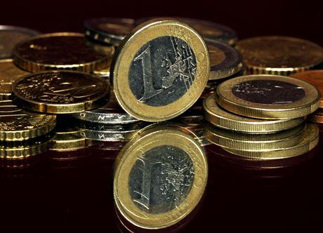euron kolikoita