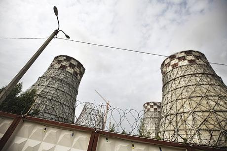 Fortumin voimala Tjumenissa Venäjällä