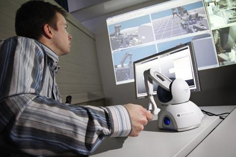 fuusiovoimalan huoltorobotti
