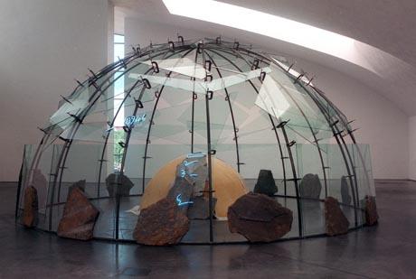 mario merz: nimetönn iglu
