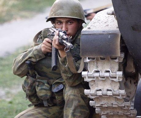 Venäläinen sotilas